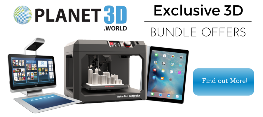 Makerbot Bundle Offers